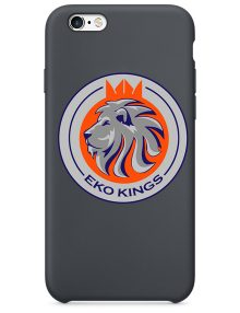 Eko Kings Black hard Phone Cases