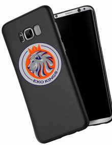 Eko Kings Black hard Phone Case
