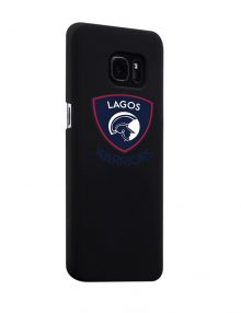 Lagos Warriors Black hard Phone Case