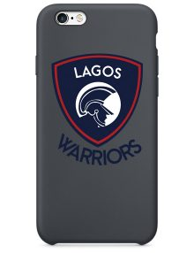 Lagos Warriors Black hard Phone Cases