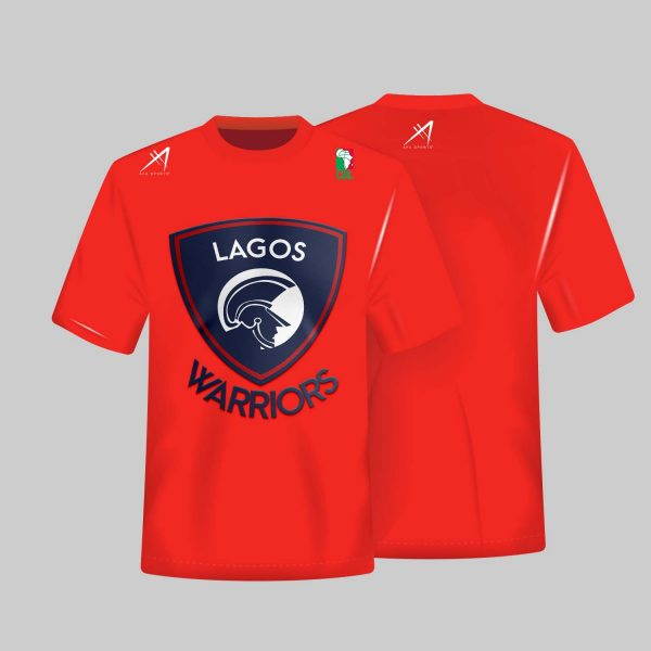 Lagos Warriors T-Shirt